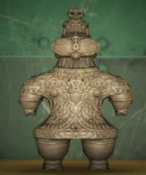 いにしえのちょうこく 古の彫刻あつまれどうぶつの森偽物本物見分け方